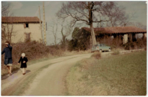Ferme-La-Margue-année 1981